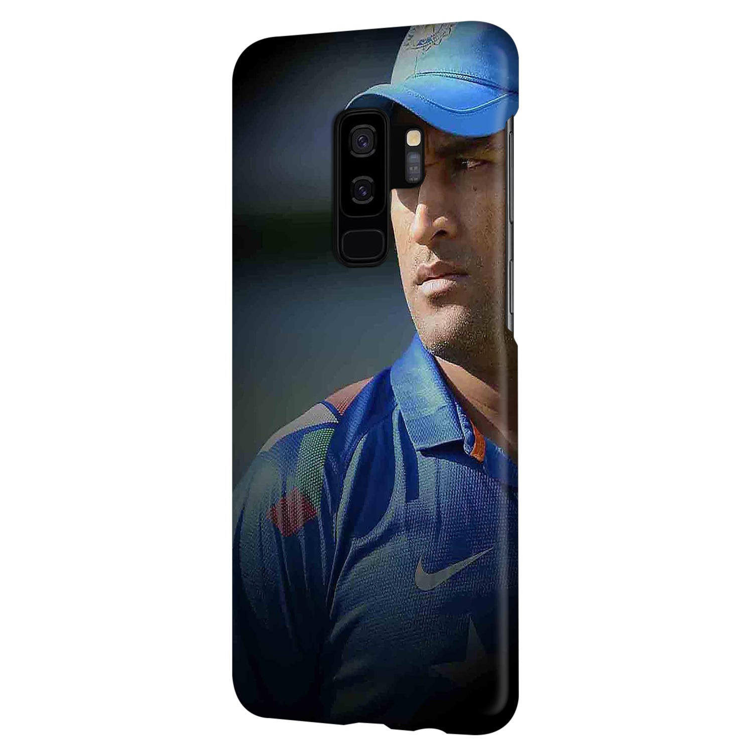 Dhoni Spotlight Samsung Galaxy S9 Plus Mobile Cover Case