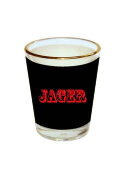 Jager Shot Glass