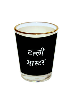 Talli Master Shot Glass