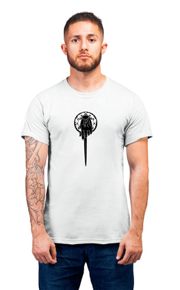Graphic Printed T-Shirt for Men & Women Hand Of King