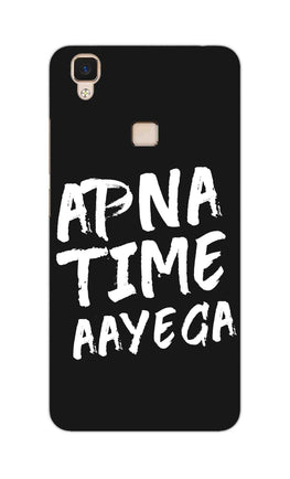 Apna Time Ayega Movie Song Vivo V3 Mobile Cover Case