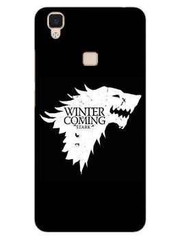 Winter Is Coming Vivo V3 Mobile Cover Case