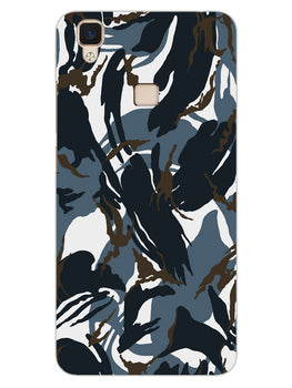 Camouflage Army Military Vivo V3 Mobile Cover Case
