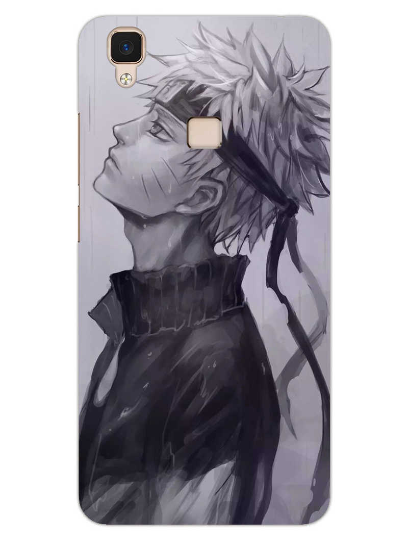 Anime Sketch Vivo V3 Mobile Cover Case