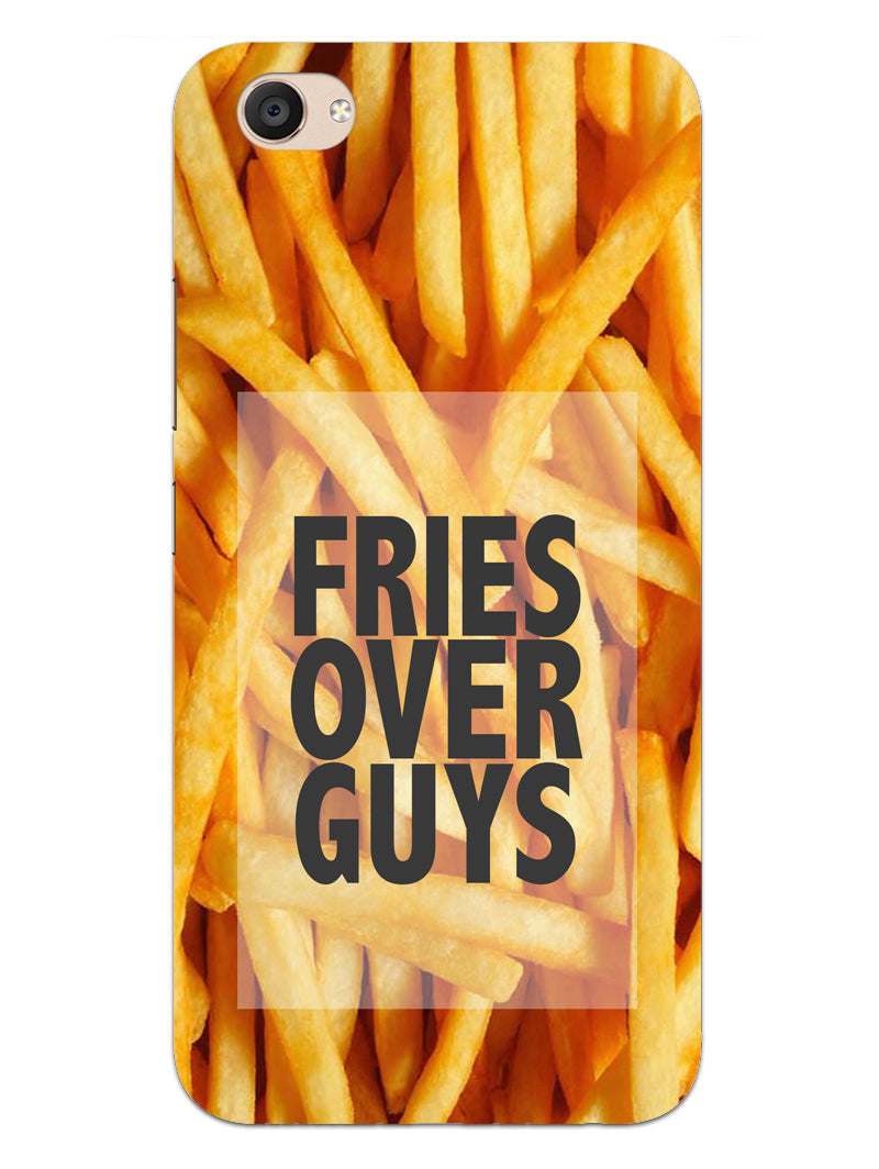 Fries Over Guys Vivo V5 Plus Mobile Cover Case - MADANYU