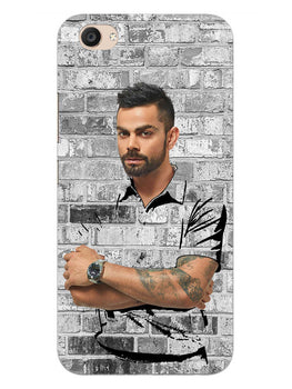 The Wall Of Kohli Vivo V5 Plus Mobile Cover Case