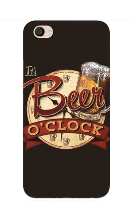 Beer Oclock Beer Lovers Vivo V5 Plus Mobile Cover Case
