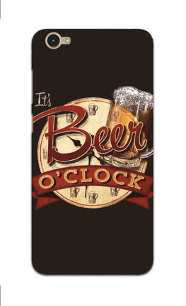 Beer Oclock Beer Lovers Vivo V5 Mobile Cover Case