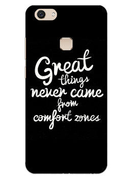 Comfort Zone Gyaan Vivo V7 Plus Mobile Cover Case