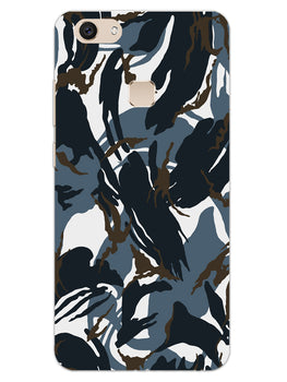 Camouflage Army Military Vivo V7 Plus Mobile Cover Case