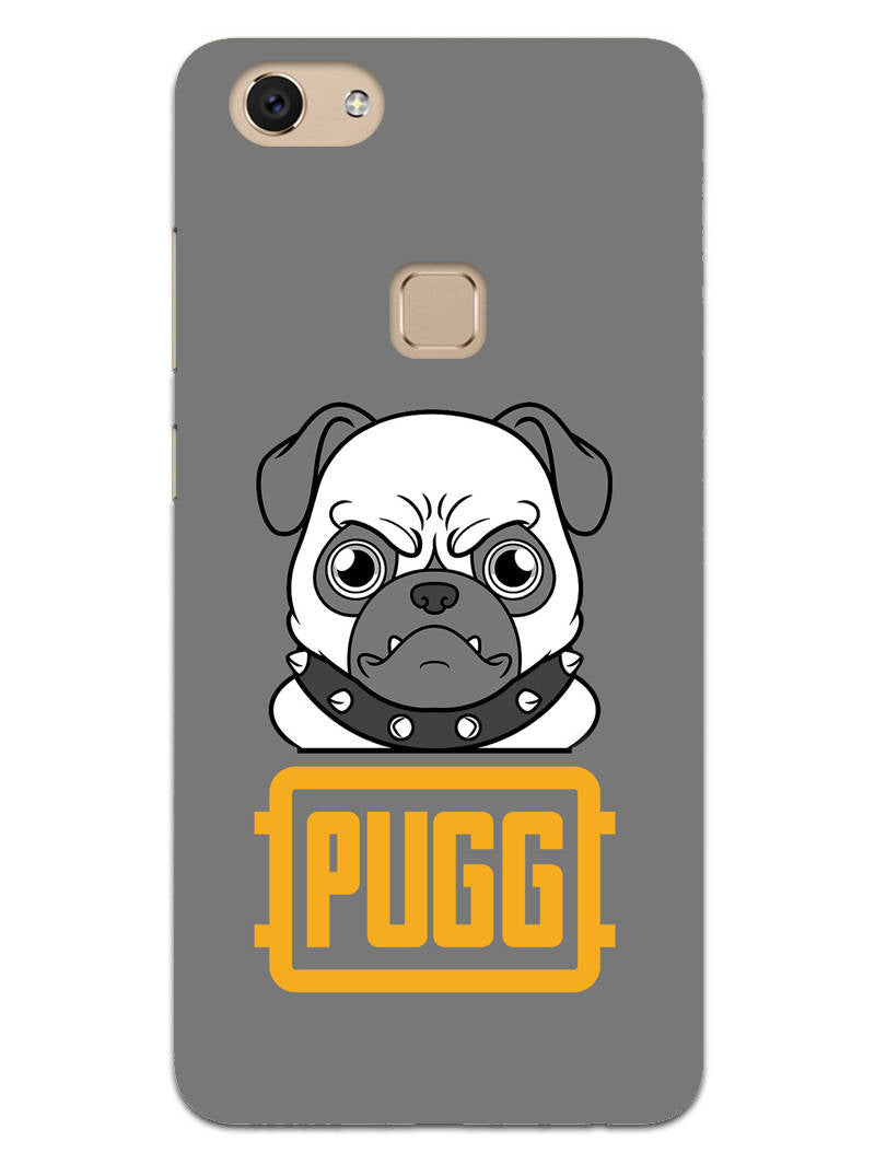 Cute Pub G Dog Lovers Vivo V7 Mobile Cover Case - MADANYU