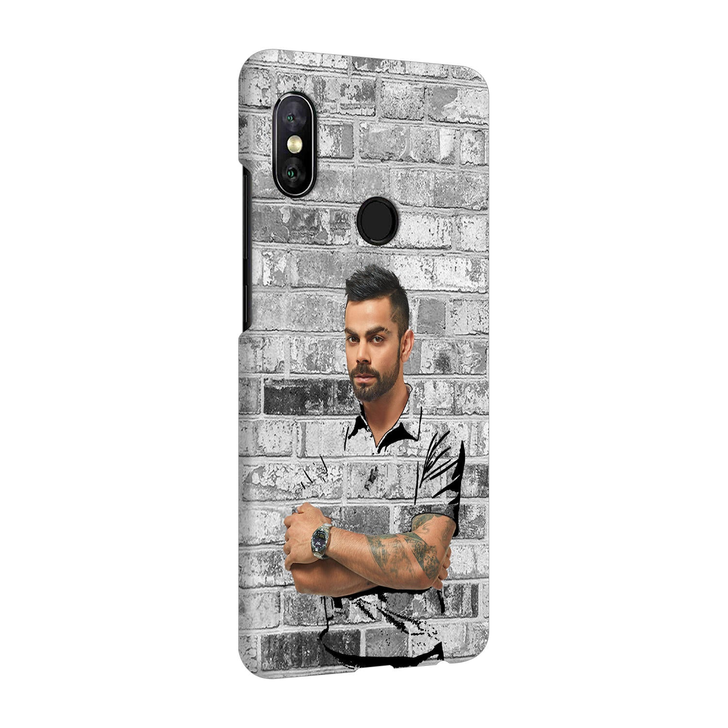 The Wall Of Kohli Vivo V9 Mobile Cover Case - MADANYU