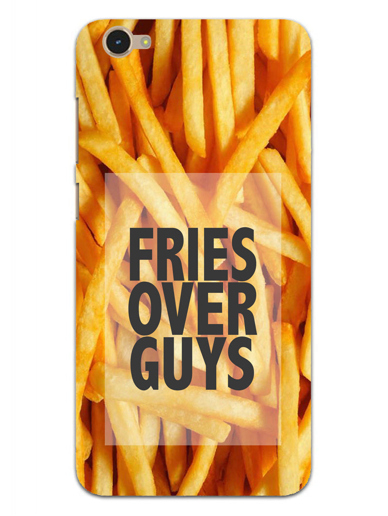 Fries Over Guys Vivo Y55S Mobile Cover Case - MADANYU