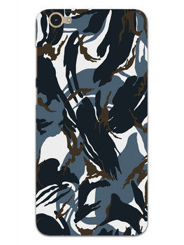 Camouflage Army Military Vivo Y55S Mobile Cover Case