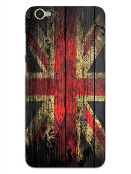 Union Jack Vivo Y55S Mobile Cover Case