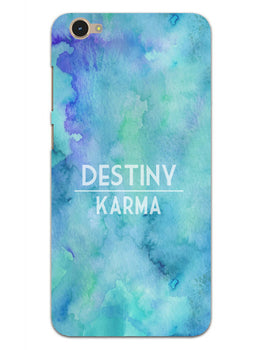 Destiny Vs Karma Vivo Y55S Mobile Cover Case