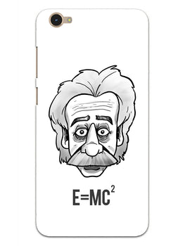Einstein Equation Vivo Y55S Mobile Cover Case