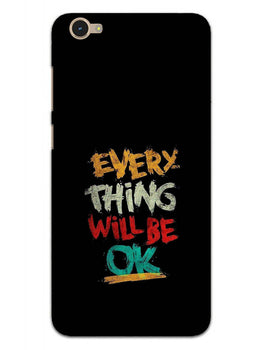 Every Thing Will Be Ok Vivo Y55S Mobile Cover Case