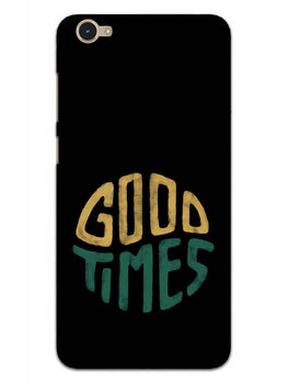 Good Times Happy Days Vivo Y55S Mobile Cover Case