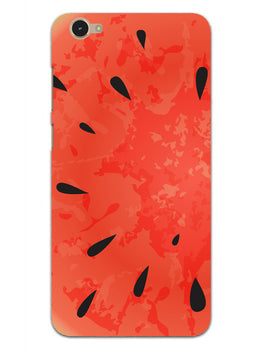 Drinking Watermelon Vivo Y55S Mobile Cover Case