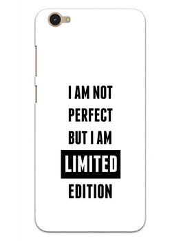 I Am Limited Edition Vivo Y55S Mobile Cover Case
