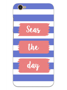 Seas The Day Vivo Y55S Mobile Cover Case