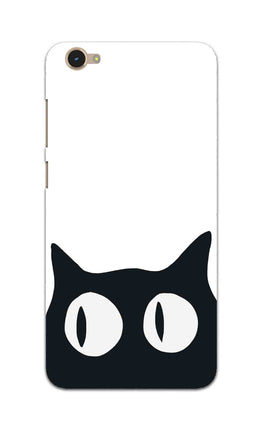 Cat Face Cat Lovers Vivo Y55S Mobile Cover Case