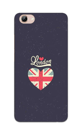 London Travel Art For Travelling Lovers Vivo Y71 Mobile Cover Case