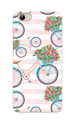Bicycles Everywhere So Girly Vivo Y71 Mobile Cover Case
