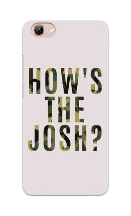 Hows The Josh Typography Vivo Y71 Mobile Cover Case
