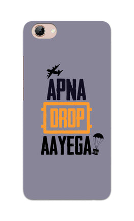 Apna Drop Aayega Game Lovers Vivo Y71 Mobile Cover Case