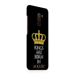 Kings August Xiaomi Poco F1 Mobile Cover Case