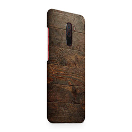Wooden Wall Xiaomi Poco F1 Mobile Cover Case
