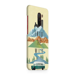 Into The Wild For Travel Lovers Xiaomi Poco F1 Mobile Cover Case