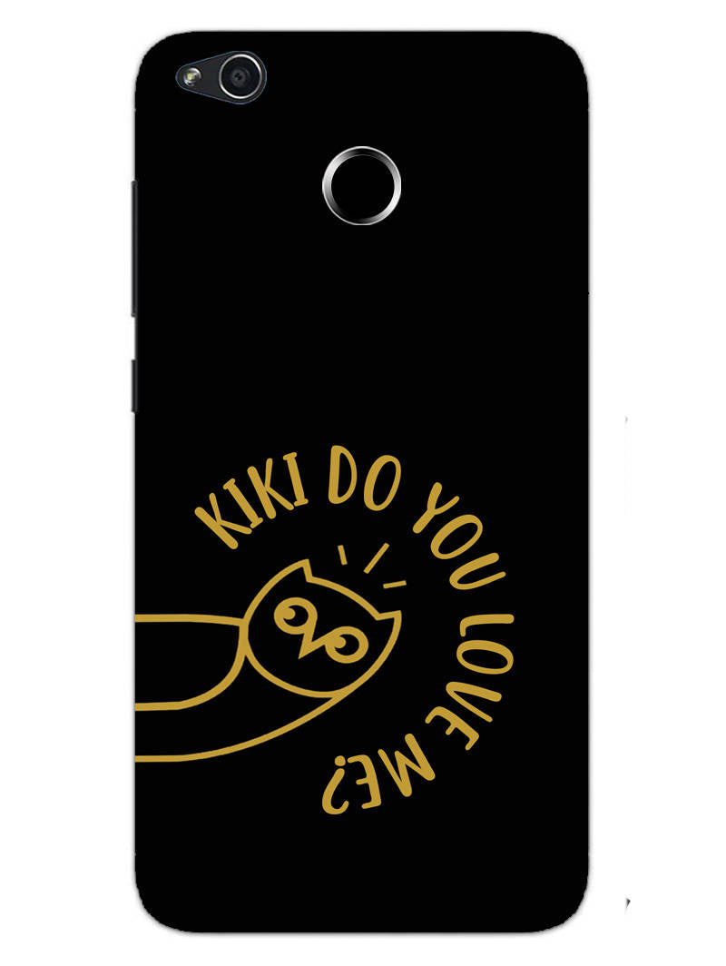 Cute Owl Pub G RedMi 4 Mobile Cover Case - MADANYU