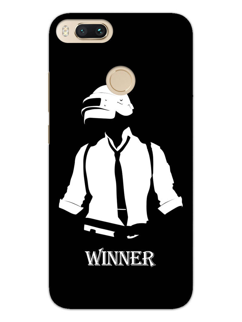 Winner Pub G Game Lover RedMi A1 Mobile Cover Case - MADANYU