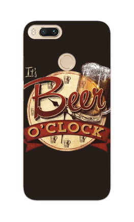 Beer Oclock Beer Lovers RedMi A1 Mobile Cover Case