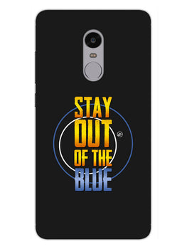 Unexpected Event Pub G Quote RedMi Note 4 Mobile Cover Case
