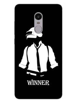 Winner Pub G Game Lover RedMi Note 4 Mobile Cover Case