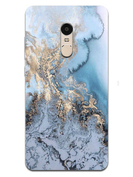 Blue Marble RedMi Note 4 Mobile Cover Case