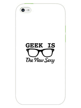 Geek Is Sexy iPhone 5S Mobile Cover Case