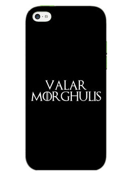 Valar Morghulis iPhone 5S Mobile Cover Case