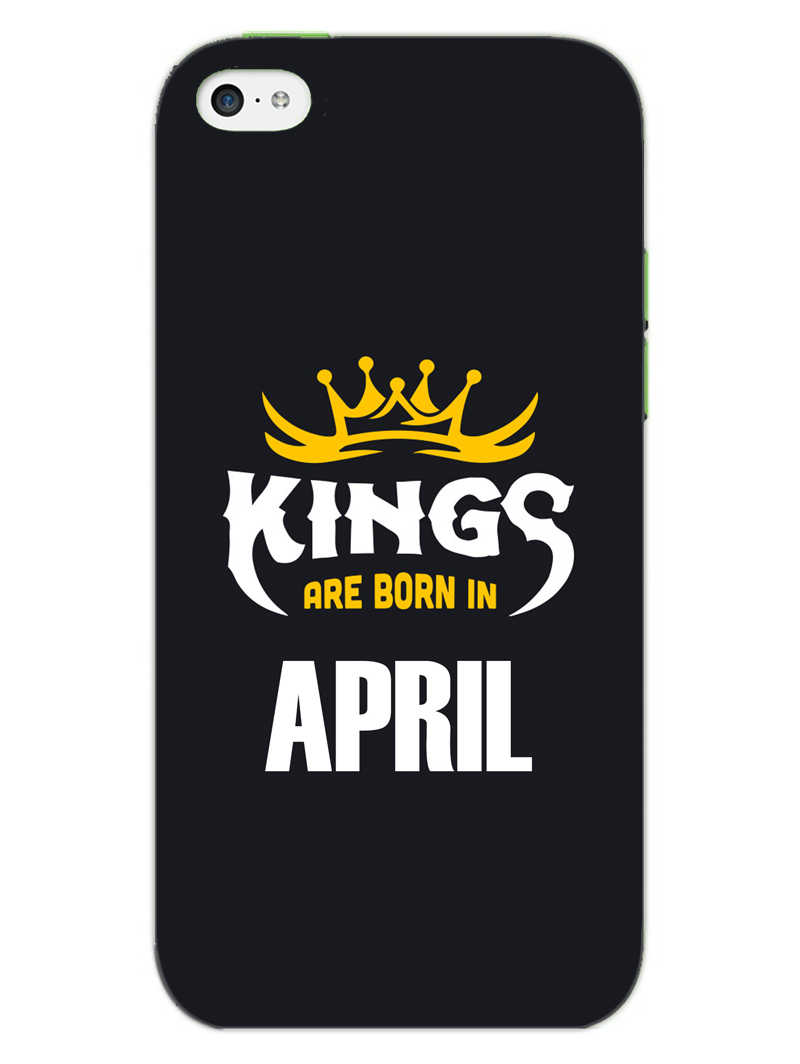 Kings April - Narcissist iPhone 5S Mobile Cover Case