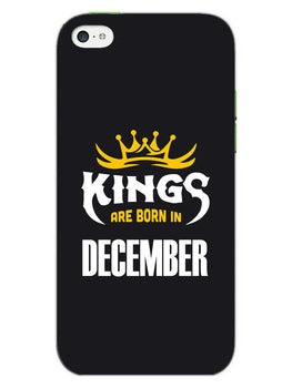 Kings December - Narcissist iPhone 5S Mobile Cover Case