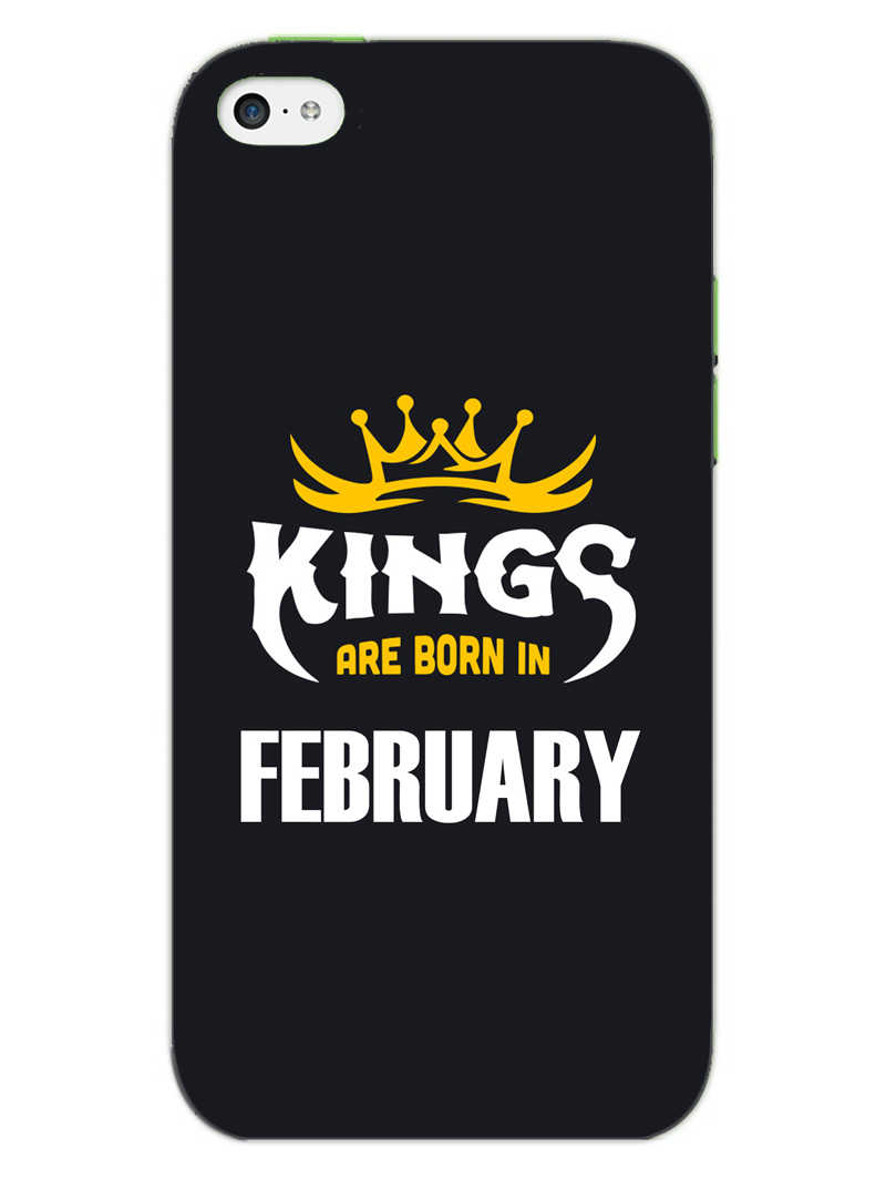 Kings February - Narcissist iPhone 5S Mobile Cover Case