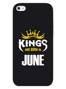 Kings June - Narcissist iPhone 5S Mobile Cover Case