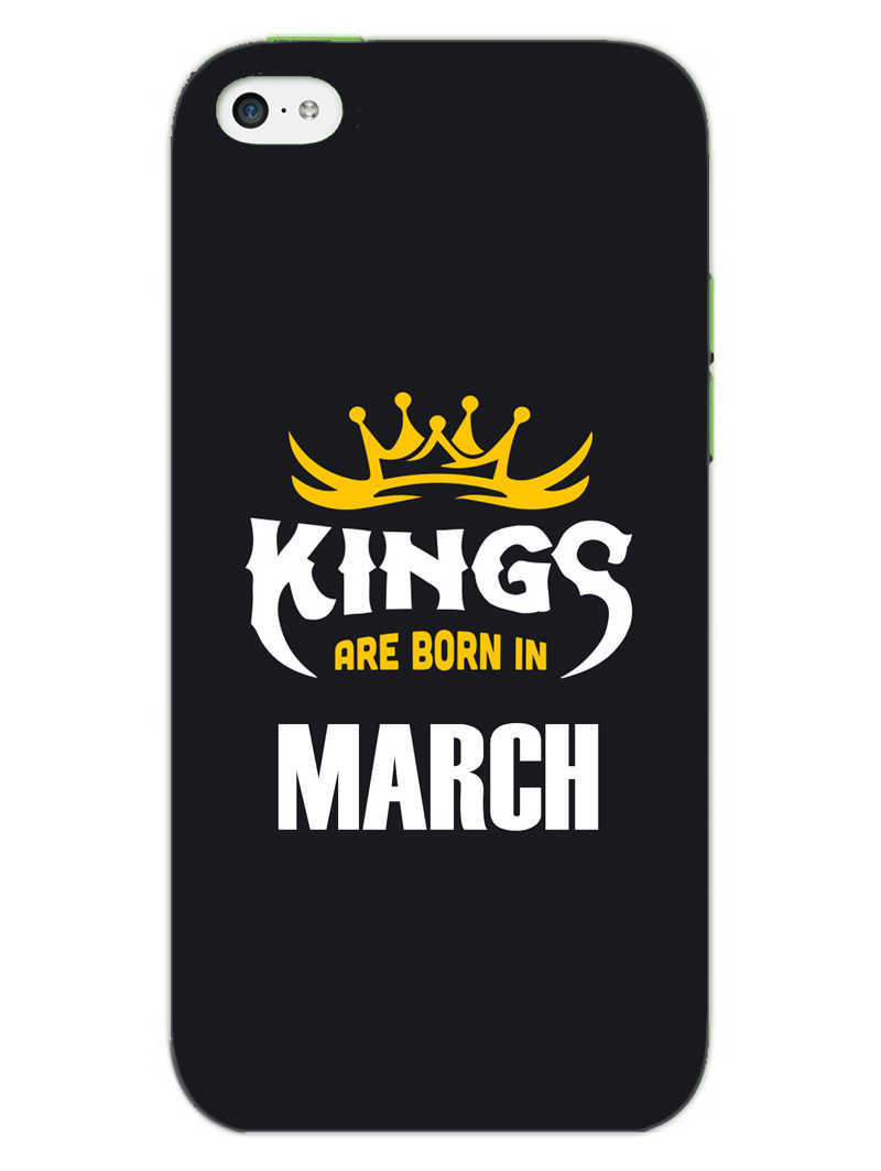 Kings March - Narcissist iPhone 5S Mobile Cover Case