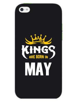 Kings May - Narcissist iPhone 5S Mobile Cover Case