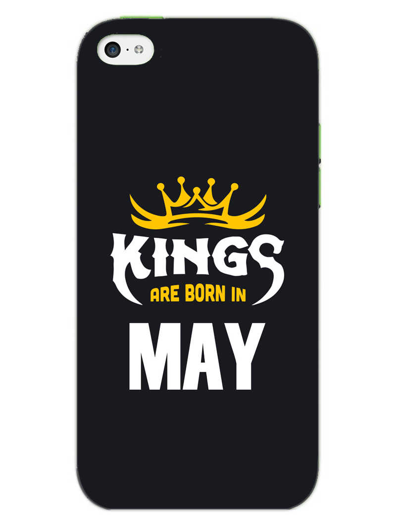 Kings May - Narcissist iPhone 5S Mobile Cover Case - MADANYU