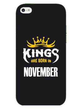 Kings November - Narcissist iPhone 5S Mobile Cover Case